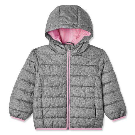 George Toddler Girls' Lightweight Puffer Jacket - image 1 of 2
