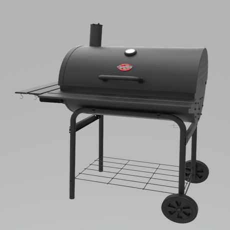 Char-Griller Barrel Charcoal Grill - image 1 of 5