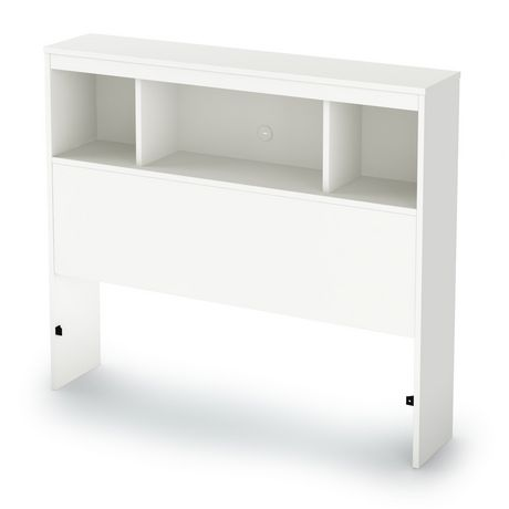 South Shore Spark Collection Twin Bookcase Headboard