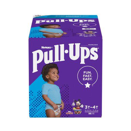 Pull-Ups Learning Designs Training Pants, Economy plus - Boys - image 1 of 1