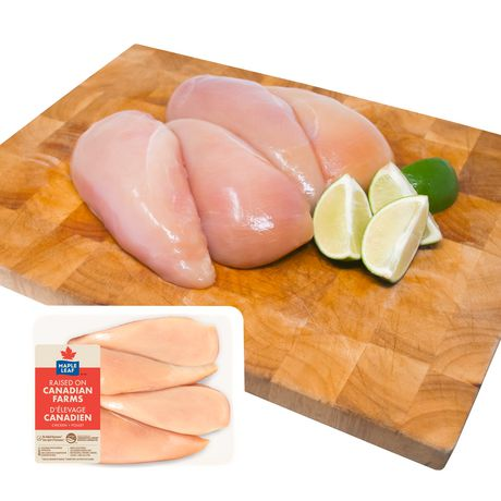 Boneless Skinless Fillet Removed Chicken Breasts - image 1 of 3