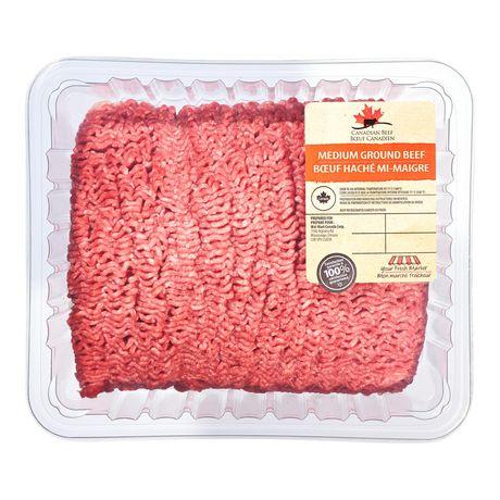 Your Fresh Market Medium Ground Beef - image 2 of 5