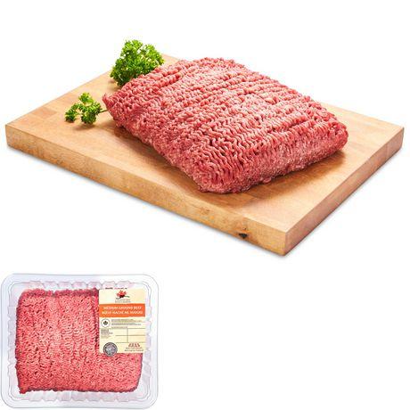Your Fresh Market Medium Ground Beef - image 1 of 5