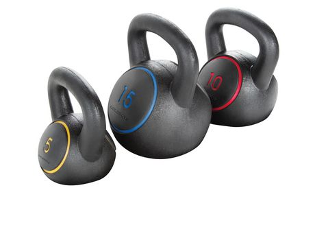 kettlebell kit, Golds Gym - image 1 de 1