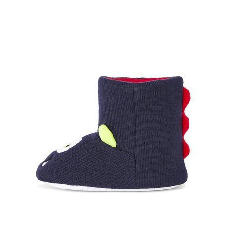George Boys' Monster Bootie Slippers - image 3 of 4
