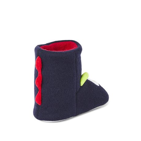 George Boys' Monster Bootie Slippers - image 4 of 4