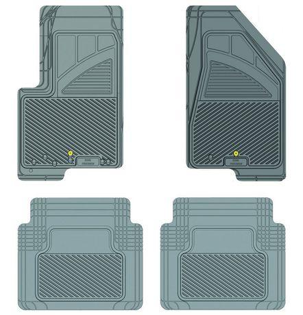 Ensemble de 4 tapis Kustom Fit pour Jeep (Gris) - image 4 de 9