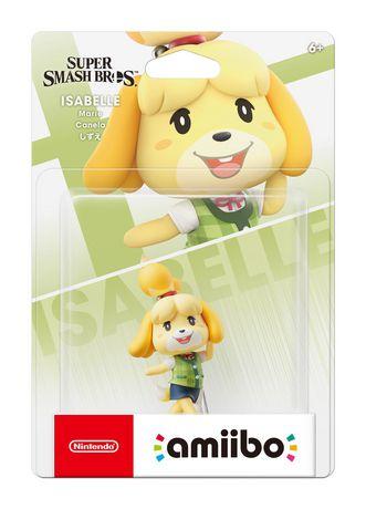 amiibo™ - Isabelle (Super Smash Bros.™ series) (Nintendo Switch) - image 1 of 2