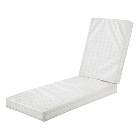 Classic Accessories Montlake Patio Chaise Lounge Cushion Foam