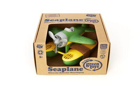 Jouet hydravion Green Toys en vert - image 2 de 5