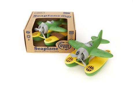 Jouet hydravion Green Toys en vert - image 3 de 5