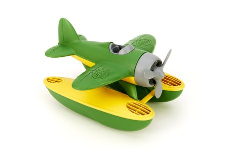 Jouet hydravion Green Toys en vert - image 4 de 5
