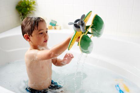 Jouet hydravion Green Toys en vert - image 5 de 5