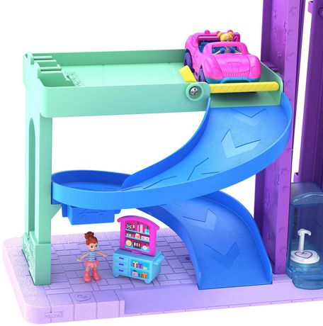 Poly Pocket Pollyville Mega Mall Playset - image 8 of 9