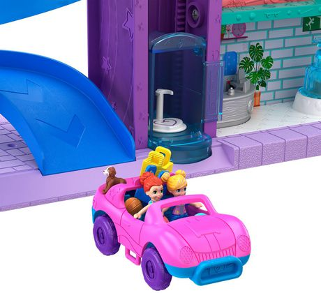 Poly Pocket Pollyville Mega Mall Playset - image 9 of 9