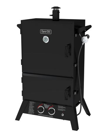 """Dyna-Glo DGW1235BDP-D 36"""" Wide Body Lp Gas Smoker - image 1 of 6"""