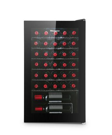"""""""Hisense 34 bouteille de vin refroidisseur"""" - image 1 de 7"""