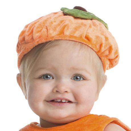 Baby's Pumpkin Plush Costume 12-18 Months. Walmart Exclusive. - image 2 of 3