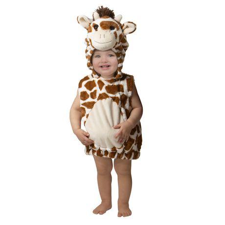 Baby's Giraffe Plush Costume 12-18 Months. Walmart Exclusive. - image 1 of 3