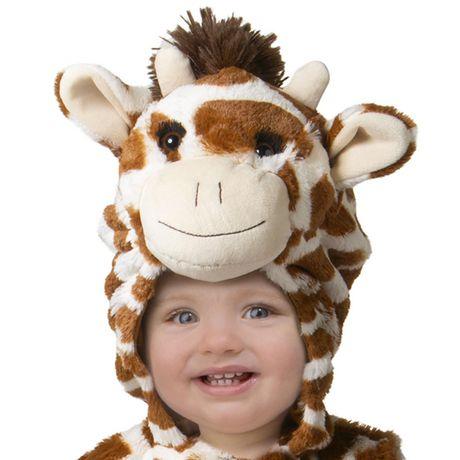 Baby's Giraffe Plush Costume 12-18 Months. Walmart Exclusive. - image 2 of 3