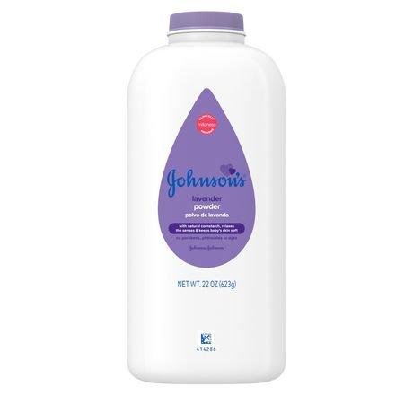 Johnson S 174 Baby Powder Pure Cornstarch With Lavender