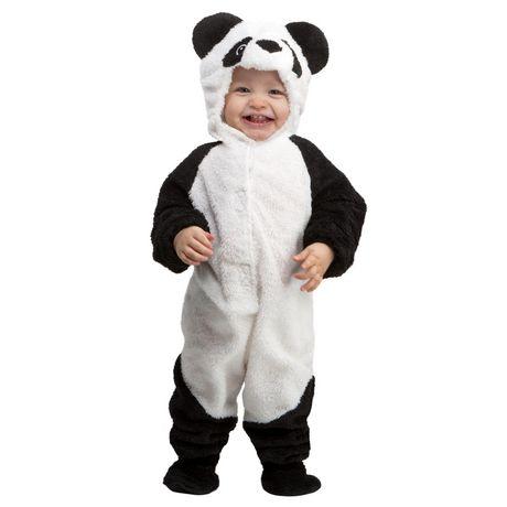 Baby's Panda Plush Costume 12-18 Months. Walmart Exclusive. - image 1 of 3