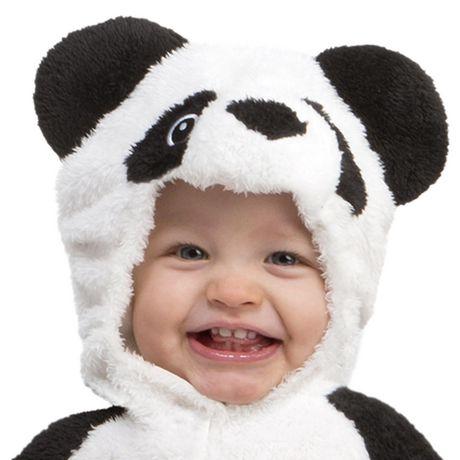 Baby's Panda Plush Costume 12-18 Months. Walmart Exclusive. - image 2 of 3
