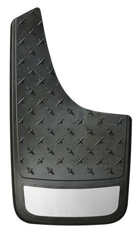 Pare-boue avec garnitures en acier inoxydable Big Mudder de RoadSport - image 1 de 1
