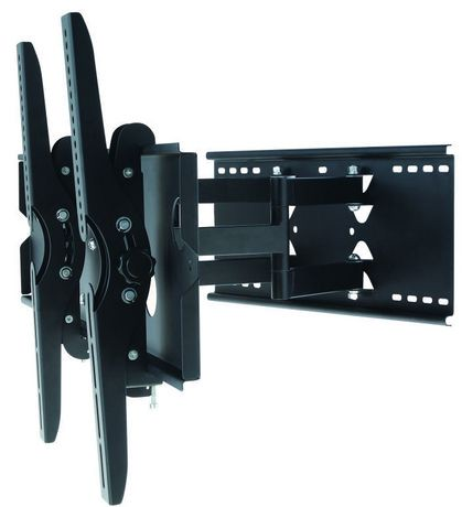Tygerclaw Tilting Flat Panel Tv Wall Mount Walmart Canada