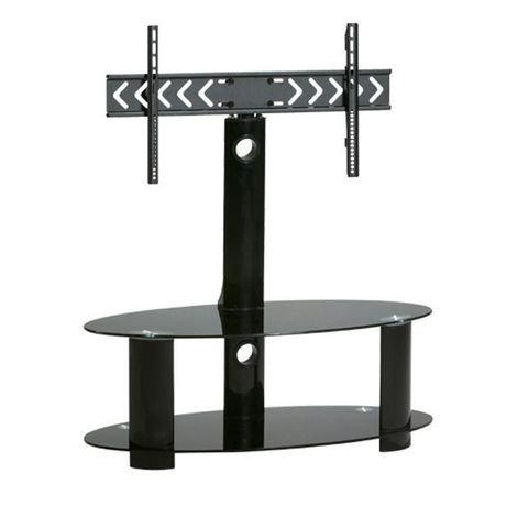 meuble avec support pour t l viseur cran plat de 23 50 po de tygerclaw walmart canada. Black Bedroom Furniture Sets. Home Design Ideas