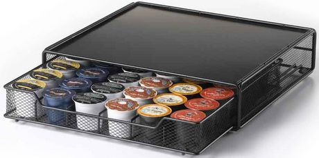 Keurig Drawer It Serves As A Platform For Your Rolling Storage Drawers Allowing You