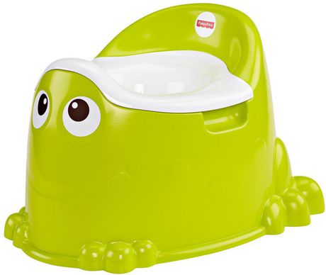 fisher price froggy potty. Black Bedroom Furniture Sets. Home Design Ideas