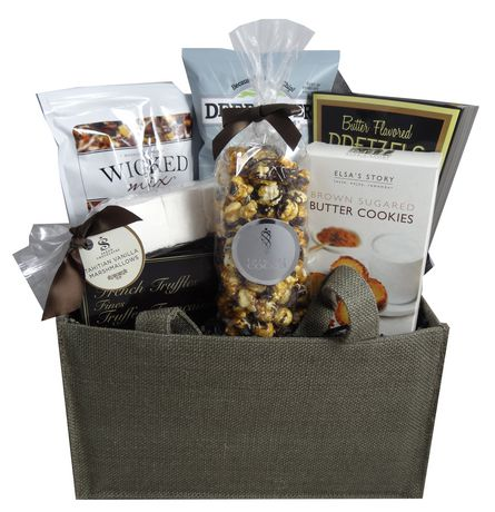 Comfort Gift Basket - image 1 of 1