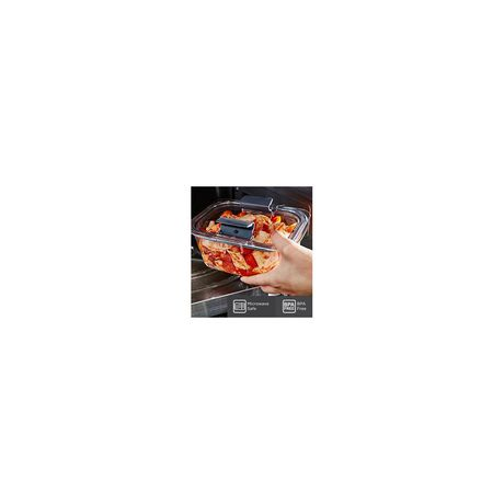 Contenant pour aliments Brilliance de Rubbermaid, moyen profond, 4,7 tasses / 1,1 L - image 8 de 9