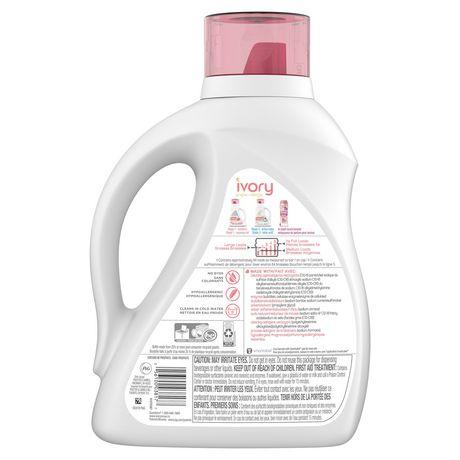 Ivory Snow Stage 1: Newborn Liquid Detergent (HEC) - image 2 of 8