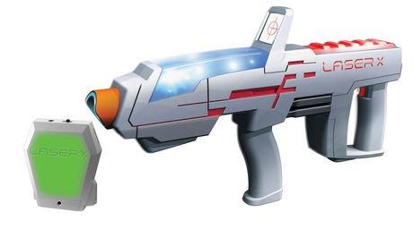 Jouet pistolet longue port e laser x walmart canada - Pistolet a eau longue portee ...