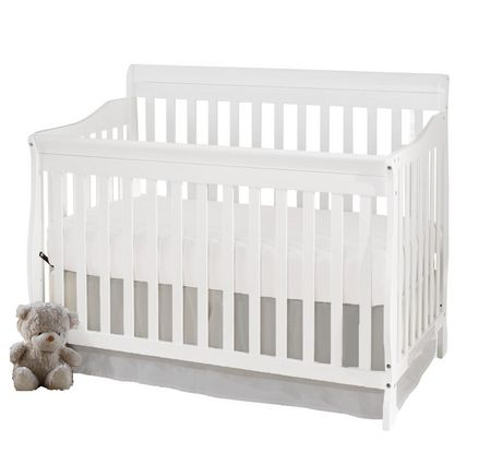 Concord Baby Carson 4 In 1 Convertible Crib by Concord Baby
