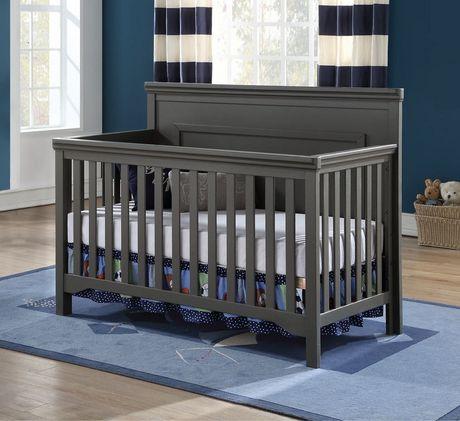 Concord Baby Taylor 4 In 1 Baby Crib Walmart Canada