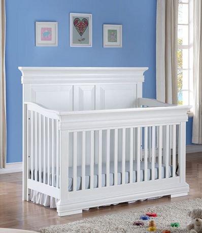 Concord Baby Alton 3 In 1 Baby Crib White Walmart Canada