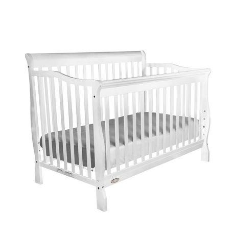 Kidilove Jessie 4 In 1 Convertible Crib Walmart Canada