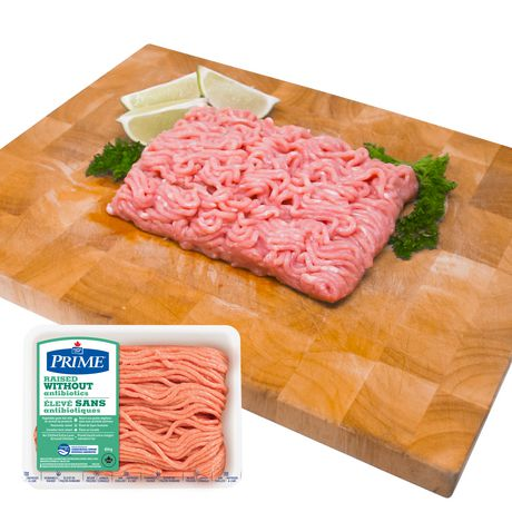 Maple Leaf Prime Raised without Antibiotics Extra Lean Ground Chicken - image 1 of 1