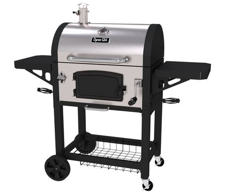 Dyna-Glo DGN486SNC-D Large Premium Charcoal Grill - image 1 of 6