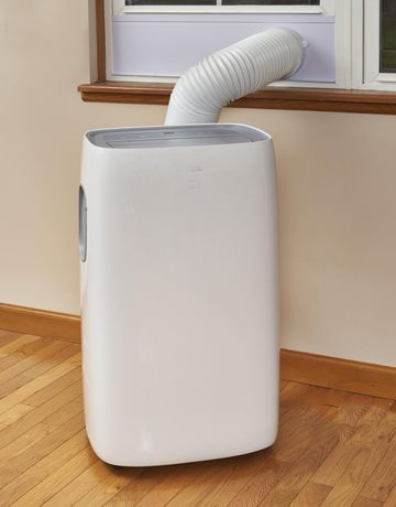 TCL 12,000 BTU Portable Air Conditioner; White - image 5 of 5