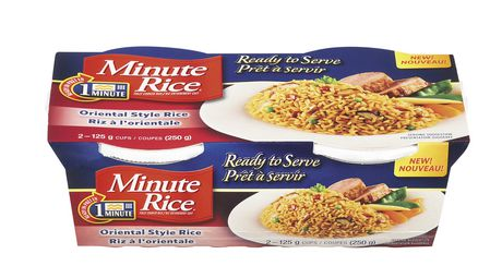 Minute Rice Ready To Serve Oriental Style Rice by Minute Rice ®