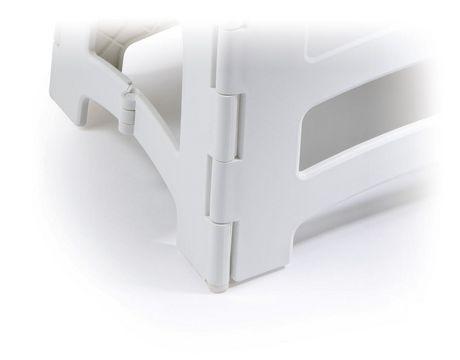 Rubbermaid Folding 1-Step Plastic Stool - image 4 of 4