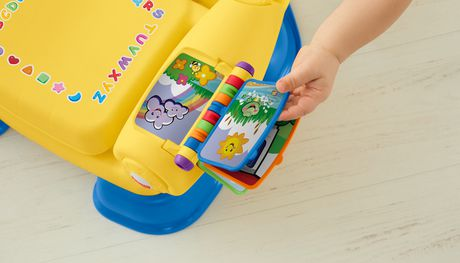 Fisher-Price Laugh & Learn Smart Stages Chair - English Edition - image 7 of 9