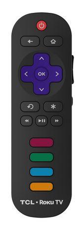 "TCL 43"" CLASS 4-SERIES 4K UHD HDR ROKU SMART TV, 43S421-CA - image 9 of 9"