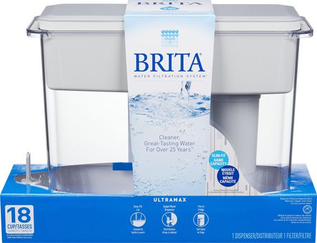 brita ultramax water filtration dispenser | walmart canada