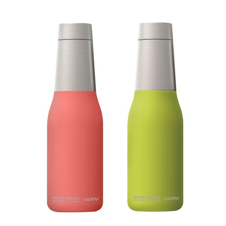 dc963a1c59 asobu by ADNART Oasis 2 Pack Water Bottle - image 1 of 1 ...