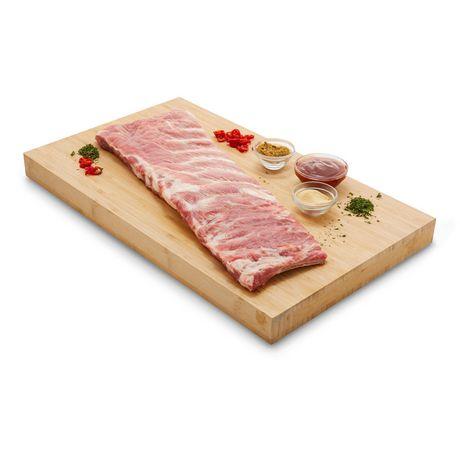 Fletchers Pork Side Ribs, Split, Cryovac - image 3 of 3